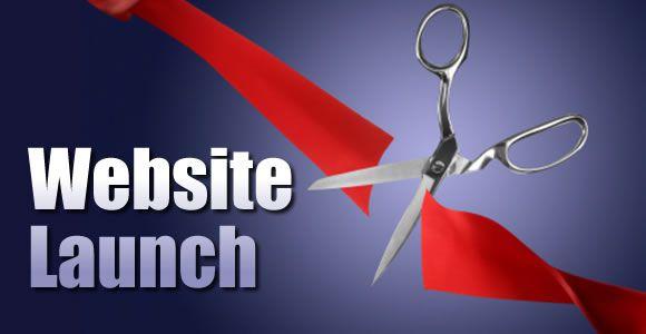 website-launch